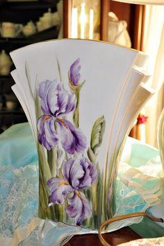 Vaso decorato