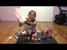 Toy opening with new surprise toys