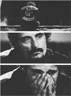 Kim Coates showed us amazing he truly is as an actor with this disturbingly emotional scene.. #missSOA