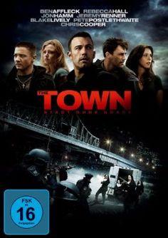 The Town Stadt ohne Gnade  2010 USA      Jetzt bei Amazon Kaufen Jetzt als Blu-ray oder DVD bei Amazon.de bestellen  IMDB Rating 7,6 (153.096)  Darsteller: Ben Affleck, Rebecca Hall, Jon Hamm, Jeremy Renner, Blake Lively,  Genre: Crime, Drama, Thriller,  FSK: 16