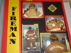 My+Son+the+Fireman - Scrapbook.com