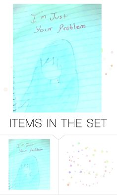 """""""crappy drawing"""" by wynysc23 ❤ liked on Polyvore featuring art"""