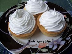 Andi konyhája - Sütemény és ételreceptek képekkel - G-Portál Muffin, Food, Essen, Muffins, Meals, Cupcakes, Yemek, Eten
