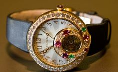 Bvlgari Retrograde Minutes Jumping Hour (Price: $18,200)