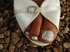 bling toes