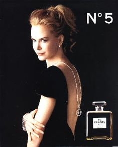 Chanel #5 by Chanel with Nicole Kidman 4 (2007).