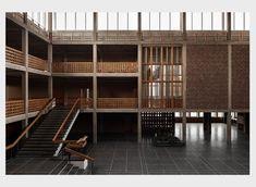 Henning Larsen, Alvar Aalto, Town Hall, Master Bathroom, Architecture Design, House Design, Furniture, Cities, Buildings