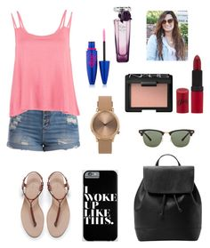 """look"" by carolinamondim on Polyvore"