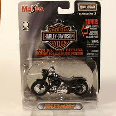 2000 Harley-Davidson FLSTF Street Stalker For Sale