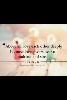Love EVERYONE. To discriminate is worse than any sin the one you are discriminating against has done.