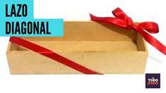 🎁Cómo decorar una caja con LAZO o MOÑO diagonal. Decorar regalo DIY.. Paper Shopping Bag, Box, Ideas, Party Stuff, Wrap Gifts, Decorated Boxes, Hair Bows, Snare Drum, Thoughts