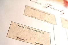 A useful site for finding your ancestors - if they lived in or immigrated into the U.S. From two ancestors I found there, I was able to trace my roots back to around 1650! #geneaology