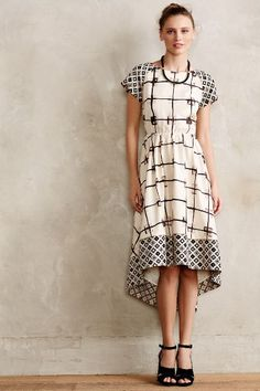 Cadria High-Low Dress #anthrofave