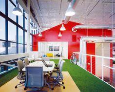 Google Headquarters, Mountain View, Kalifornien