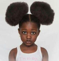 Afro Puffs hehe