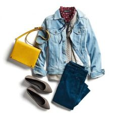 Stitch Fix can get you to where you're headed in style. Learn more about the latest, most stylish and comfiest trends for travel-wear. With these looks, you'll be ready for takeoff! Fall Outfits, Casual Outfits, Cute Outfits, Travel Outfits, Yellow Outfits, Outfit Winter, Classy Outfits, Fall Fashion Trends, Fashion Tips