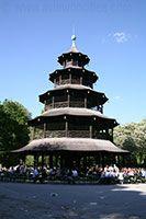Chinesischer Turm, Munich