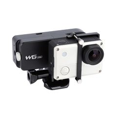 [USD130.06] [EUR118.26] [GBP92.10] FY-WG Lite 3 Axis Wearable Camera Gimbal Stabilizer for GoPro HERO4 /3+ /3