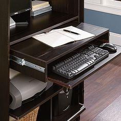 Computer Armoire, Harbor Collection Computer Armoire