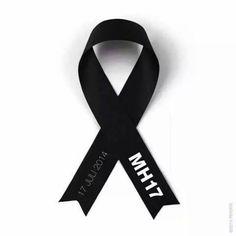 Dit is het symbool van de grote ramp. Toen de ramp gebeurd was werd dit symbool massaal gedeeld op social media.