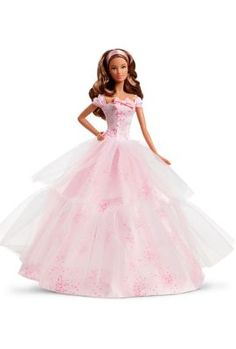 2016 Birthday Wishes® Barbie® Doll – Hispanic | The Barbie Collection