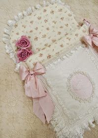 Angela Lace: Princess Baby Bed