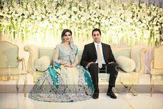 10 Most Stunning Pakistani Bridal Dresses Indian Bridal Lehenga, Pakistani Wedding Dresses, White Wedding Dresses, Indian Dresses, Thoughtful Bridal Shower Gifts, Walima Dress, Bridal Elegance, Indian Wedding Couple, Bridal Bouquet Pink