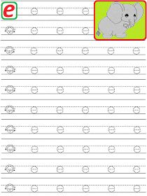 EDUCATIA CONTEAZA : LITERE PUNCTATE DE TIPAR Letter Tracing Worksheets, Writing Worksheets, Kindergarten Worksheets, Teaching The Alphabet, Learning Letters, Writing Exercises, Bilingual Education, Classroom Rules, Free Preschool