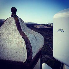 Y desde #Lanzarote que maravilla de foto ;-) Instalación #WifiCanarias #AirInternet #ubiquiti #nanoLoco