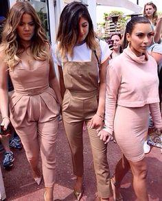 Kylie Jenner, Khloe Kardashian and Kim Kardashian