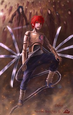 sasori by DanteCyberMan on DeviantArt