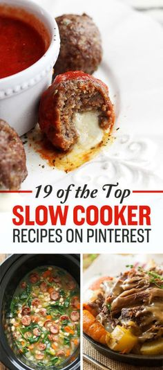 Here Are 19 Insanely Popular Crock-Pot Recipes