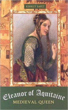 Easy-to-read bio of Eleanor of Aquitaine