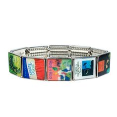 Teen Banned Books Bracelet now featured on Fab.  Anything banned is worth having.  : )