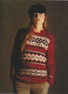 Rowan (British knitting/crochet magazines) - Kidsilk Aura