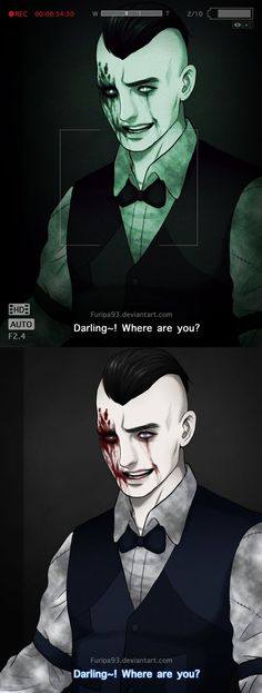 Soooo I've been watching too much Outlast, and ever since I saw the WhistleBlower DLC, I can't get enough of Eddie Gluskin, the Groom. I didn't know which version I should keep, the normal view or ...