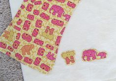 another burp cloth tutorial