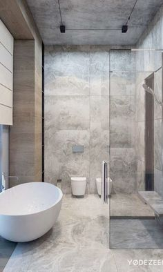 65 Stunning Contemporary Bathroom Design Ideas To Inspire Your Next Renovation