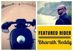 Featured Rider - Bharath Reddy - Trip Machine