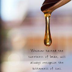 Sweetness of Iman