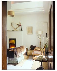 Interiors by Stylist and Art director Rosie Brown.