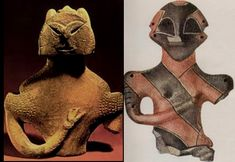 The Mystery of the Vinca figurines. Researchers believe they are depictions of extraterrestrial beings that visited ancient man in the past Excavations in the vicinity of Belgrade have yielded over 2000 of these mysterious looking figurines Various styles of zoomorphic and anthropomorphic figurines are hallmarks of the culture the Vinča culture, also known as Turdaș culture or Turdaș-Vinča culture The Mystery of the Vinca figurines…