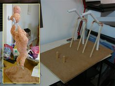 Post talking about armature/structure under a cake for sculpted projects. … ZGE Blog