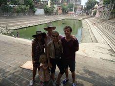 My family in Mumbai, India