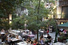 Restaurante Museo Evita, ciudad de Buenos Aires.