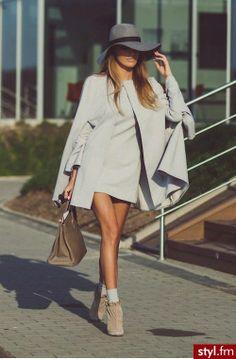 Quiero este look!! Solo tengo el sombrero jajaja