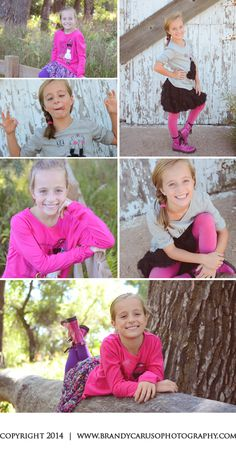 Brandy Caruso Photography | The Blog.  Little girl poses. Denver Colorado child photography. Little girl outdoor by old barn. Broomfield CO.