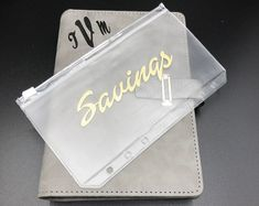 Budget Binders Planners Cash Envelopes by CentsSavvy on Etsy Financial Budget, Financial Planner, Financial Goals, Budget Envelopes, Cash Envelopes, Money Plan, Budget Organization, Budget Binder, Budgeting Money