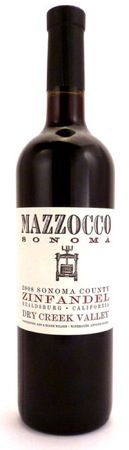 Mazzocco Zinfandel. All their zins are awesome especially the Serracino. Don't ever touch the Mazzocco at our house, or you'll have to deal with Trav