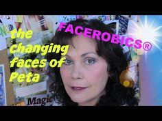 Face Exercise - The Changing Faces of Peta over 3 Years wiith FACE EXERCISE - YouTube